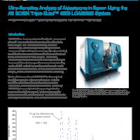 Ultra-Sensitive Analysis of Aldosterone in Serum