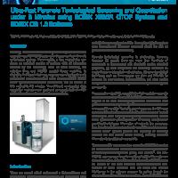 X500R QTOF Forensic screening