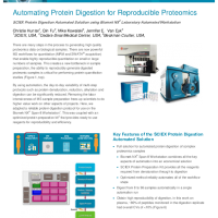 Automating Protein Digestion for Reproducible Proteomics