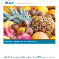 A Highly Selective and Sensitive LCMS Method for the Quantification of Gluten Proteins
